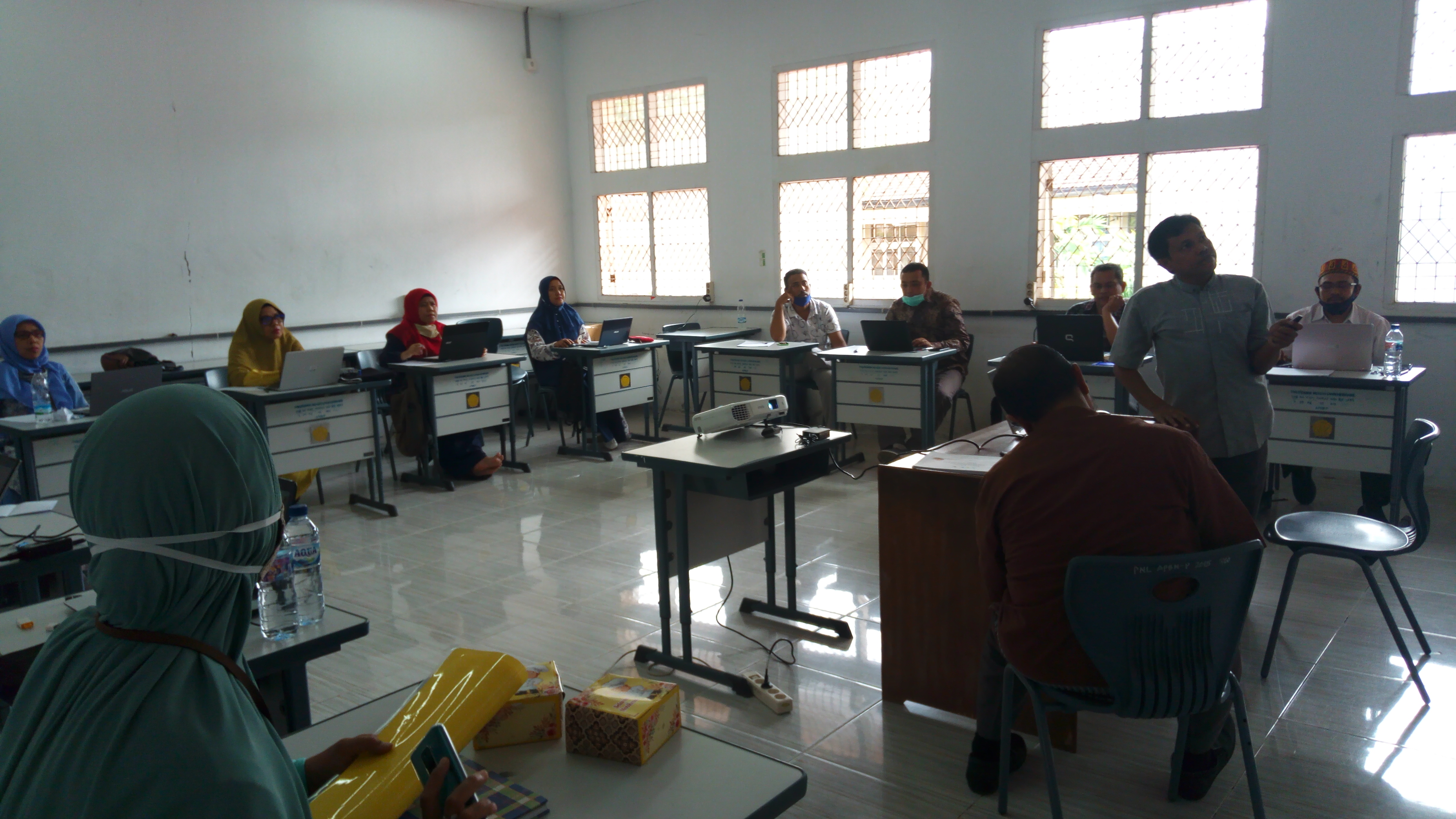 In House Training Penyusunan Dokumen RPS